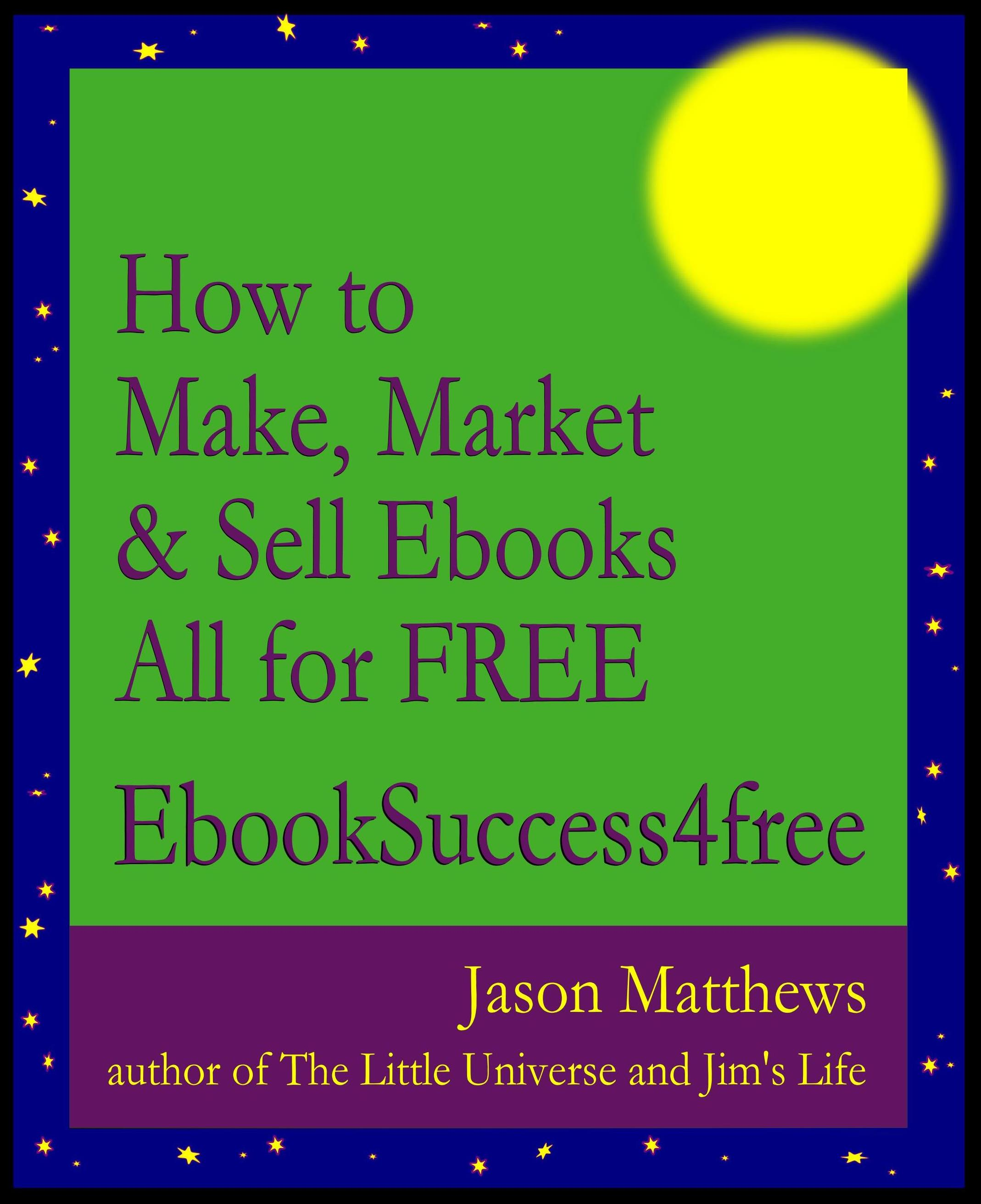How To Make An Ebook Cover : Ebook cover design how to make market and sell ebooks