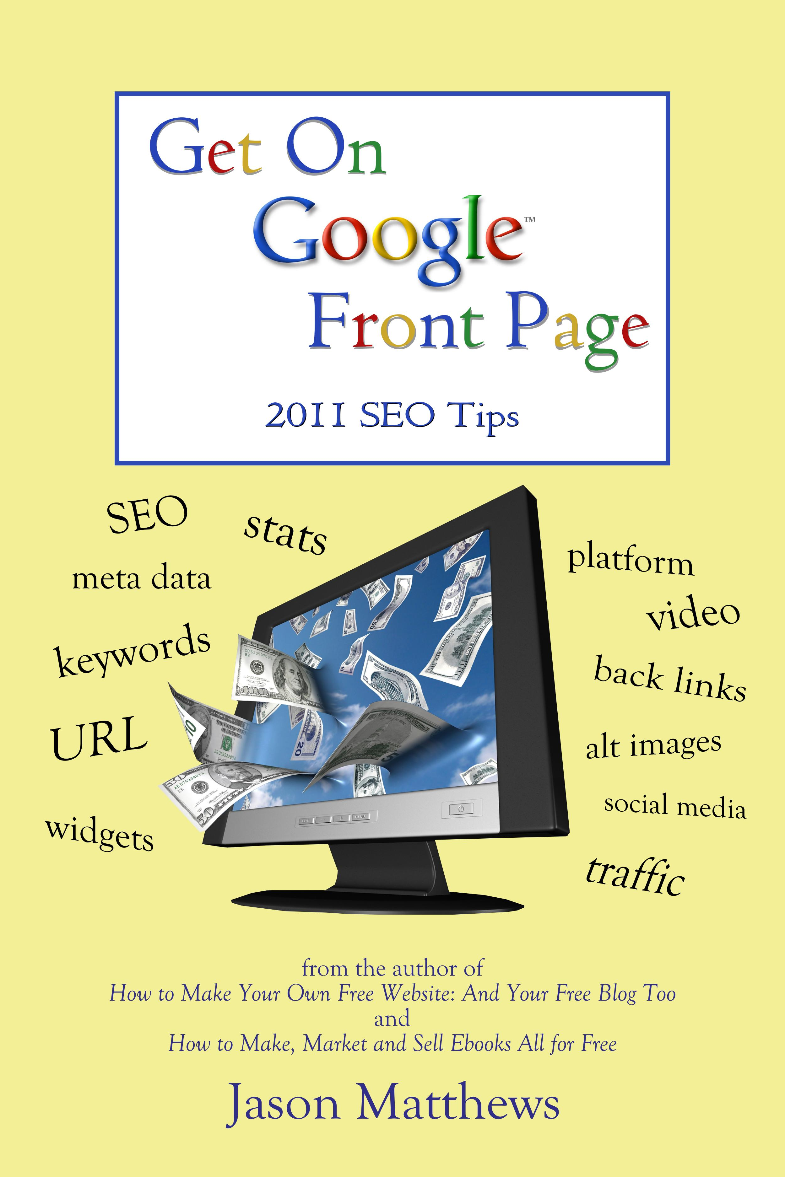 Google Gets Youtube Integration Official Chrome: Get On Google Front Page, 2011 SEO Tips
