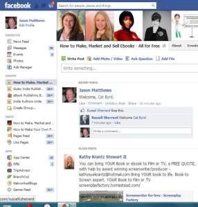 FB Group screen capture