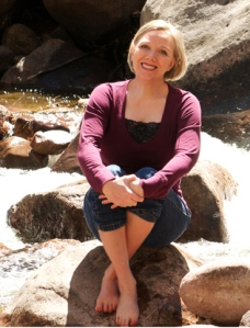 Charlotte Abel author of Enchantment
