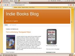 indie books blog
