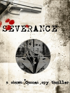 Severance by Shawn Cannon cover