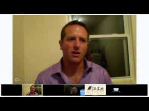 Google Plus Hangout with best-selling author Hugh Howey