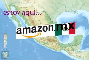 Amazon Mexico Kindle