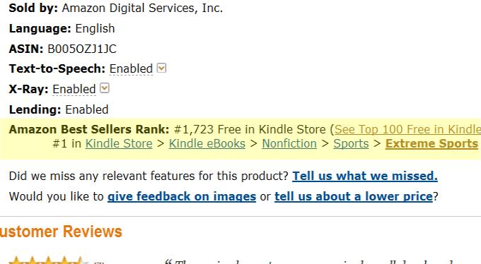 top selling amazon books