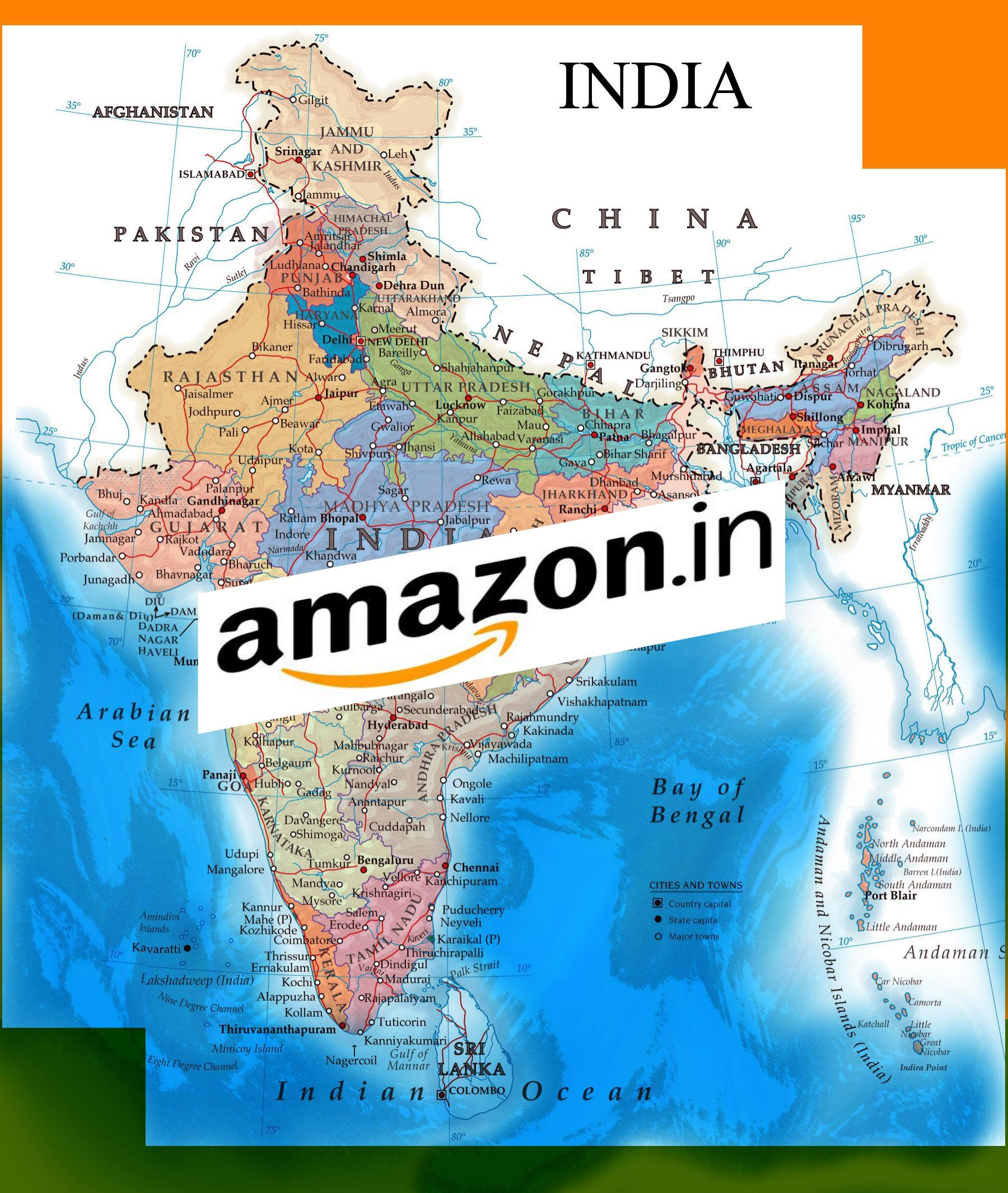 Amazon India And Readers Huge Impact?