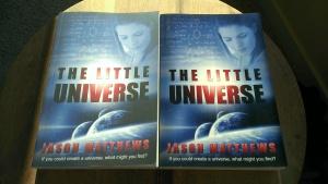 Matte vs Glossy The Little Universe
