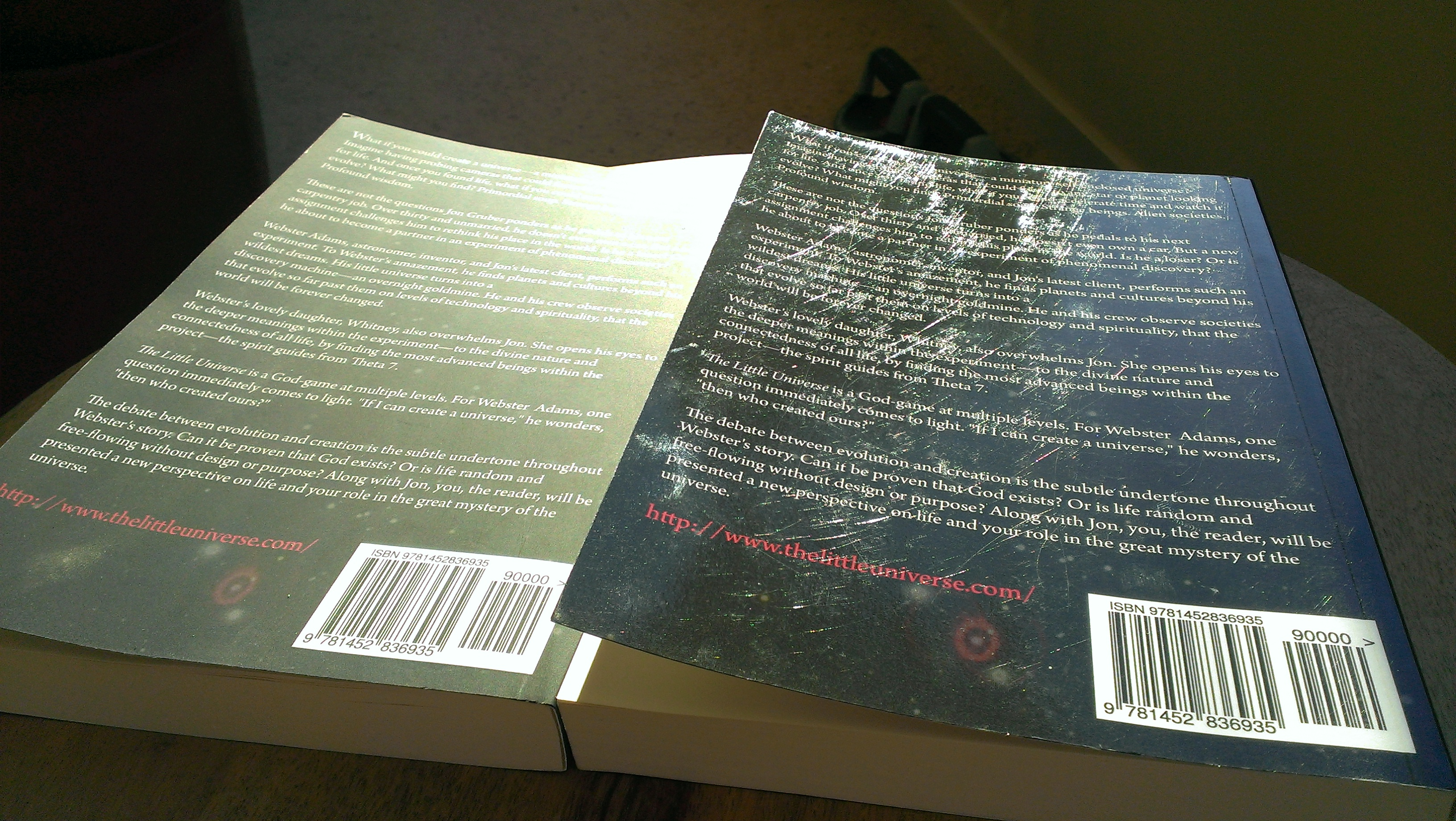 Book Vs Cover Paper : Matte vs glossy createspace covers how to make market