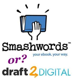 smashwords or draft2digital